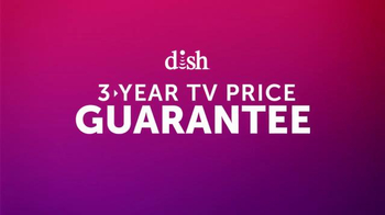 Dish Network Three-Year TV Price Guarantee TV Spot, \'Introduction\'