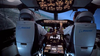 Boeing TV Spot, 'Thank You' - 2922 commercial airings