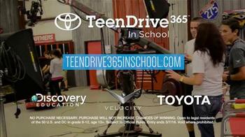 Toyota TV Spot, 'TeenDrive365 Video Challenge' - Thumbnail 9