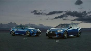 Lexus GS F TV Spot, 'Brace Yourself' - Thumbnail 7
