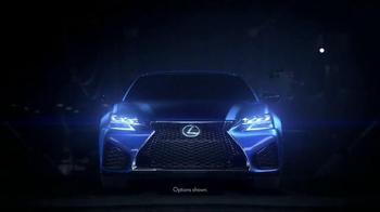 Lexus GS F TV Spot, 'Brace Yourself' - Thumbnail 6