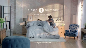 Sleep Number TV Spot, 'Sleep IQ Technology' - Thumbnail 10