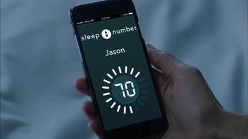 Sleep Number TV Spot, 'Sleep IQ Technology' - Thumbnail 6