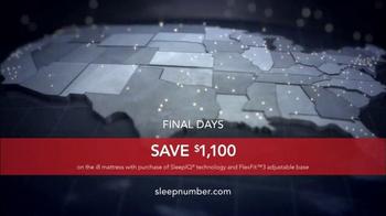 Sleep Number TV Spot, 'Sleep IQ Technology' - Thumbnail 7