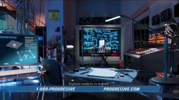 Progressive Name Your Price Tool TV Spot, 'Invention' - Thumbnail 1