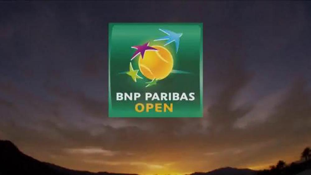 2016 BNP Paribas Open TV Commercial, 'World Class'
