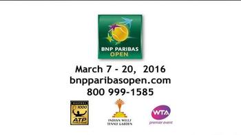 2016 BNP Paribas Open TV Spot, 'World Class' - Thumbnail 8