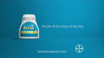 Aleve TV Spot, 'Long Days and Arthritis' - Thumbnail 10
