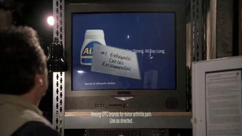 Aleve TV Spot, 'Long Days and Arthritis' - Thumbnail 8