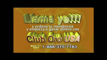 Club Oro USA TV Spot, 'Oro de 14 Kilates' - Thumbnail 7