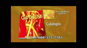Club Oro USA TV Spot, 'Oro de 14 Kilates' - Thumbnail 9
