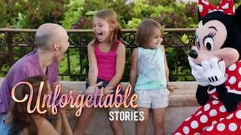 Disney Parks & Resorts TV Spot, 'The Mansfield Family' - Thumbnail 5
