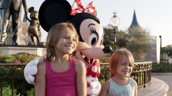 Disney Parks & Resorts TV Spot, 'The Mansfield Family' - Thumbnail 6