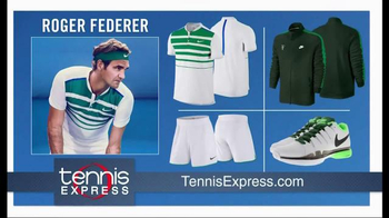 Tennis Express TV Spot, 'Nike January Pro Gear' - Thumbnail 3