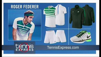 Tennis Express TV Spot, 'Nike January Pro Gear' - Thumbnail 4