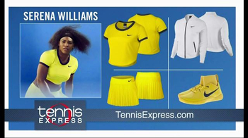Tennis Express TV Spot, 'Nike January Pro Gear'