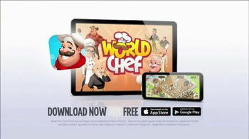 World Chef TV Spot, 'Our New Game!' - Thumbnail 8