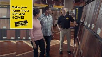 Lumber Liquidators TV Spot, 'Dream Home Flooring' - Thumbnail 2