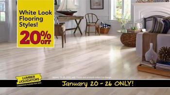 Lumber Liquidators TV Spot, 'Dream Home Flooring' - Thumbnail 3