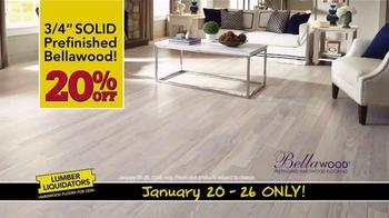 Lumber Liquidators TV Spot, 'Dream Home Flooring' - Thumbnail 4