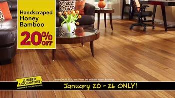 Lumber Liquidators TV Spot, 'Dream Home Flooring' - Thumbnail 6