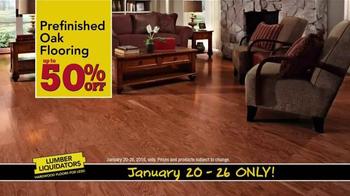 Lumber Liquidators TV Spot, 'Dream Home Flooring' - Thumbnail 7