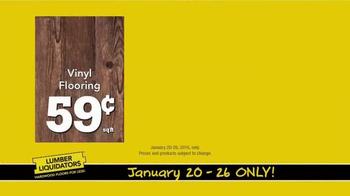 Lumber Liquidators TV Spot, 'Dream Home Flooring' - Thumbnail 8