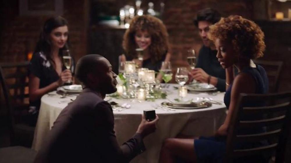 cbb7a55ca4db4 Macy's Semi-Annual Diamond Sale TV Commercial, 'Proposal' - Video