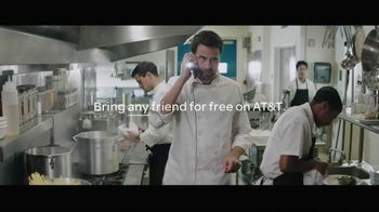 AT&T Wireless Ticket Twosdays TV Spot, 'Married Friend' - Thumbnail 7