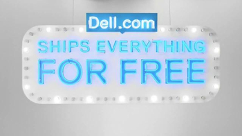 Dell TV Spot, 'Home of Free Shipping and Celebrity Handling' Ft. Nick Thune - Thumbnail 1
