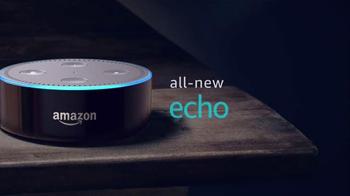 Amazon Echo Dot TV Spot, 'Alexa Moments: Backyard Satellite' - Thumbnail 3