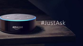 Amazon Echo Dot TV Spot, 'Alexa Moments: Backyard Satellite' - Thumbnail 2