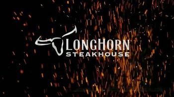 Longhorn Steakhouse Great Steak Pairings TV Spot, 'You Can't Fake Steak' - Thumbnail 1