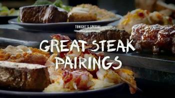 Longhorn Steakhouse Great Steak Pairings TV Spot, 'You Can't Fake Steak' - Thumbnail 8