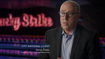City National Bank TV Spot, 'The Perfect Fit for Our Business' - Thumbnail 2