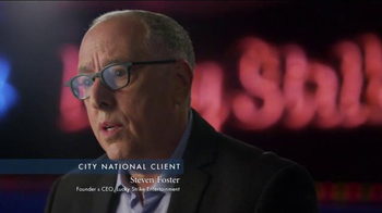 City National Bank TV Spot, 'The Perfect Fit for Our Business' - Thumbnail 3