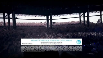 Panic! at the Disco Death of a Bachelor Tour TV Spot, 'Front of the Line' - Thumbnail 4