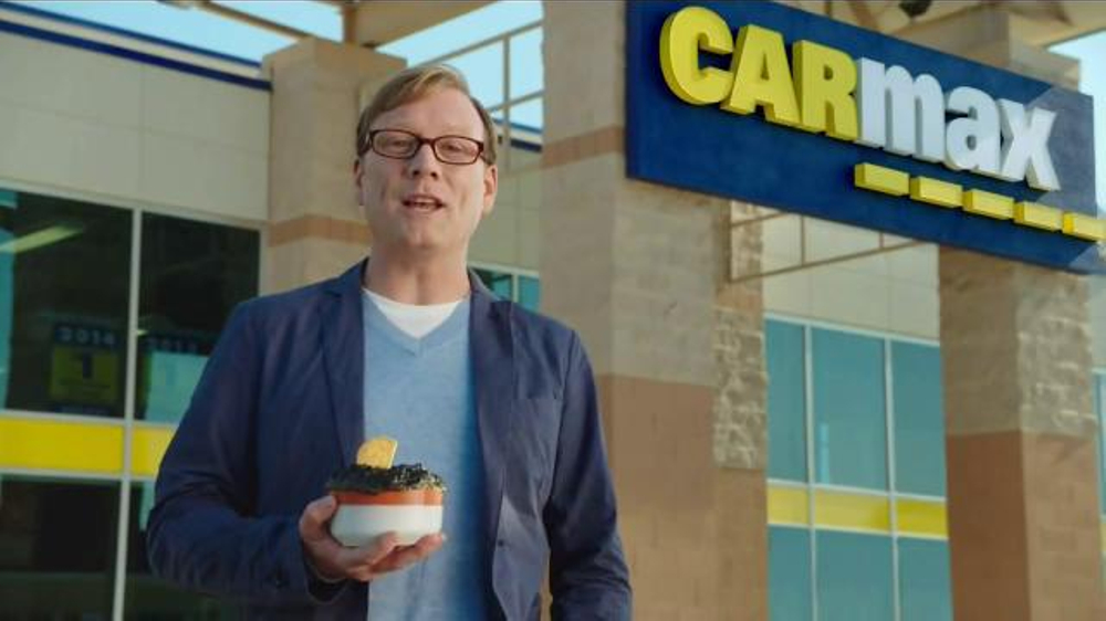 Carmax Tv Commercial Guacamole Featuring Andy Daly Ispot Tv