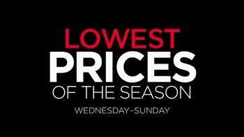 Kohl's Lowest Prices of the Season TV Spot, 'Jeans, Tees, Shoes & Towels'