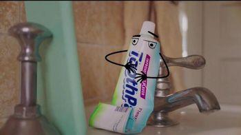 Google Duo TV Spot, 'Toothbrush & Toothpaste'
