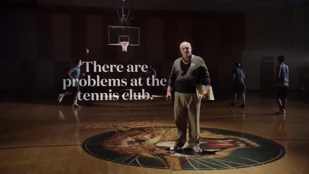 SafeAuto TV Commercial, 'Terrible Quotes: Tennis Club'