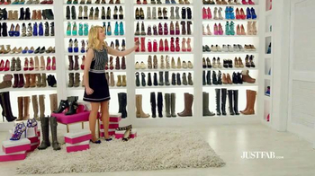 JustFab.com TV Spot, 'Not Sorry: Boots, Boots, Boots'