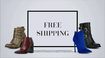 JustFab.com TV Spot, 'Not Sorry: Boots, Boots, Boots' - Thumbnail 6