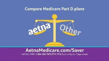 Aetna Medicare Rx Saver TV Spot, 'Smart Saver'