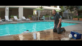 Ally Bank TV Spot, 'Nothing Stops Us: Swimming Pool' - Thumbnail 9