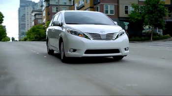 Toyota Columbus Day Lease Special TV Spot, 'Safety Is Key' - Thumbnail 1