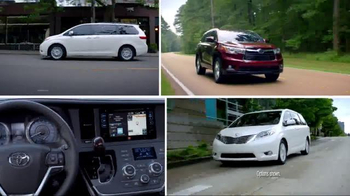 Toyota Columbus Day Lease Special TV Spot, 'Safety Is Key' - Thumbnail 2