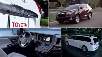 Toyota Columbus Day Lease Special TV Spot, 'Safety Is Key' - Thumbnail 6