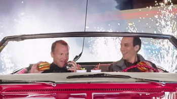 Sonic Drive-In Fiery Ultimate Chicken Sandwich TV Spot, 'Fiery Intro' - 1151 commercial airings