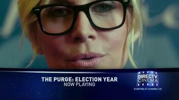 DIRECTV Cinema TV Spot, 'The Purge: Election Year' - Thumbnail 2